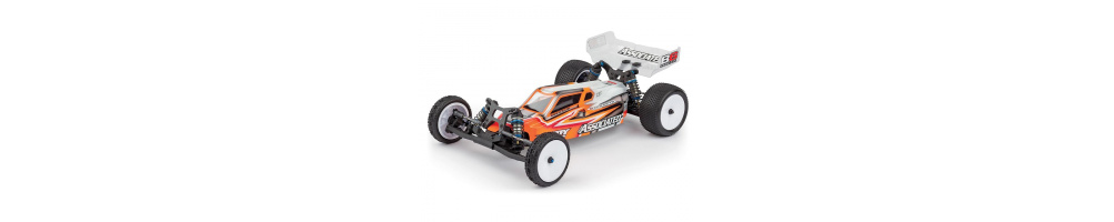 Repuestos Team Associated RC10 b6